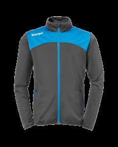 Kempa Emotion 2.0 Zip Jacket-XS-Grå