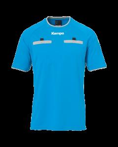 Kempa Dommer T-shirt-Blå-XS
