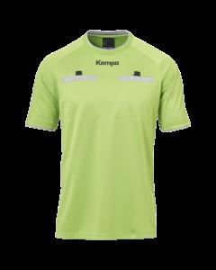 Kempa Dommer T-shirt-Lysegrøn-XS