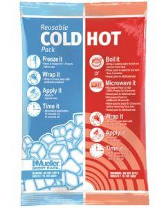 Mueller Reusable Cold/Hot pak-Rød/blå
