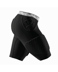 McDavid Hex Short With Contoured Wrap-around Thigh