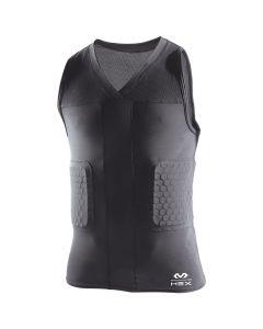 McDavid Hex Tank Shirt/ 3-pad-Sort-S